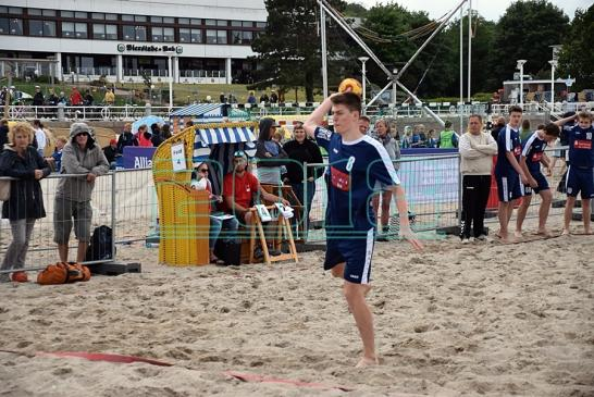 4. Travemünder Jugend-Beachhandball-Cup